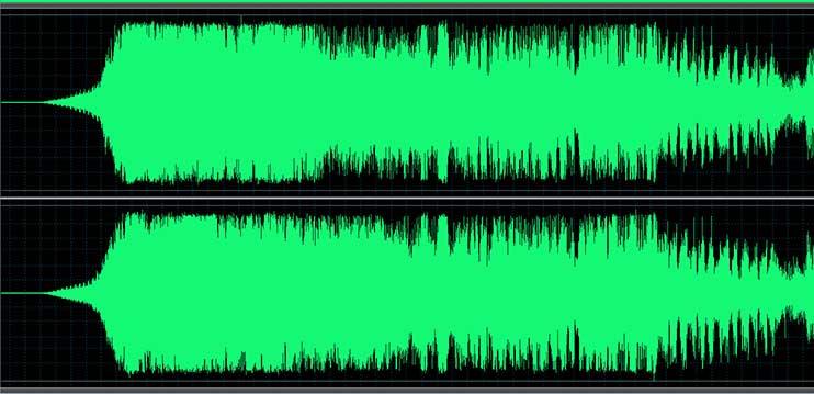 Обработка заказанного аудиоролика