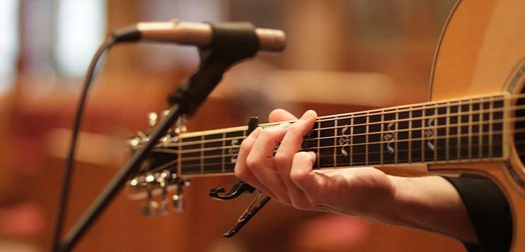 Запись гитарной партии для минусовки