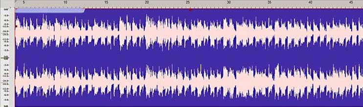 Очистка записи с диктофона от шума