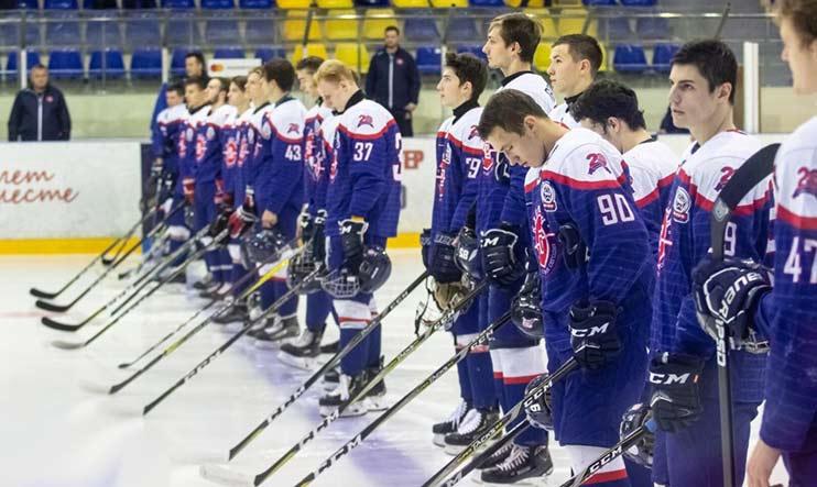 "Спортивная команда хоккейного клуба ""Капитан"""