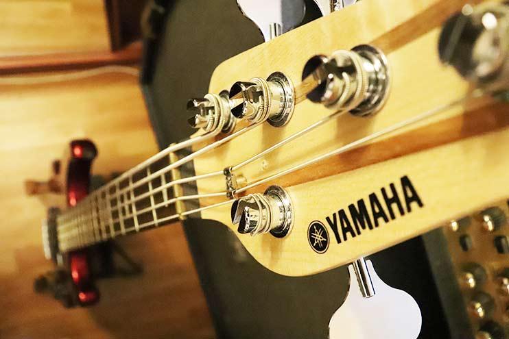 Инструменты сессионного бас-гитариста: Yamaha BB425