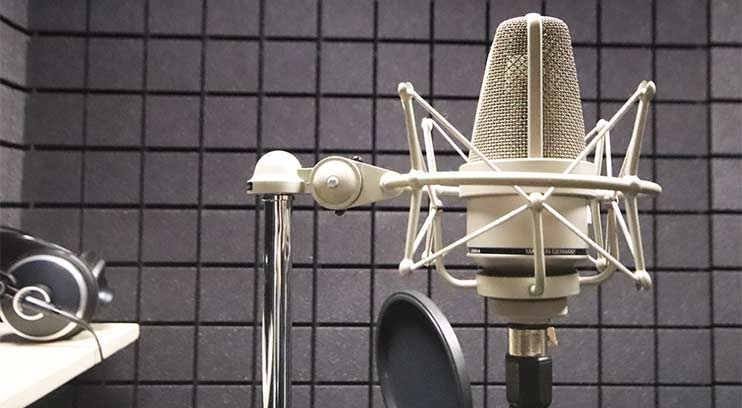 Услуги звукозаписывающей студии: запись вокала