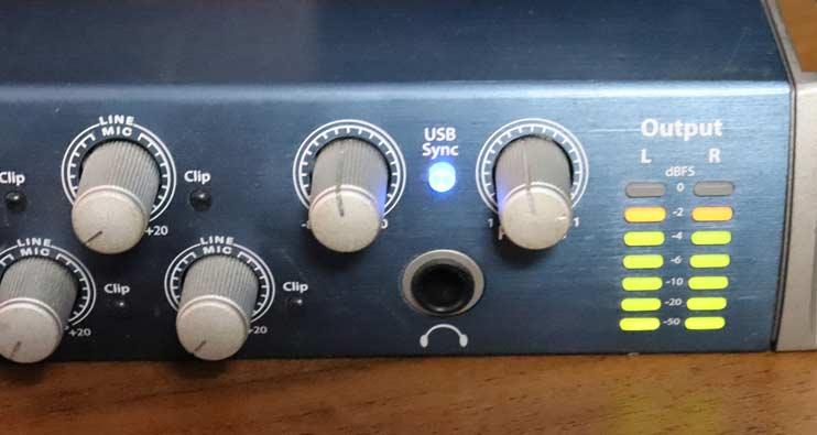 Аудиоинтерфейс Presonus для записи голоса и инструментов