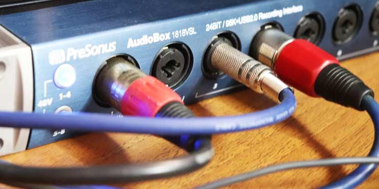 Многоканальный аудиоинтерфейс Presonus (производство США)