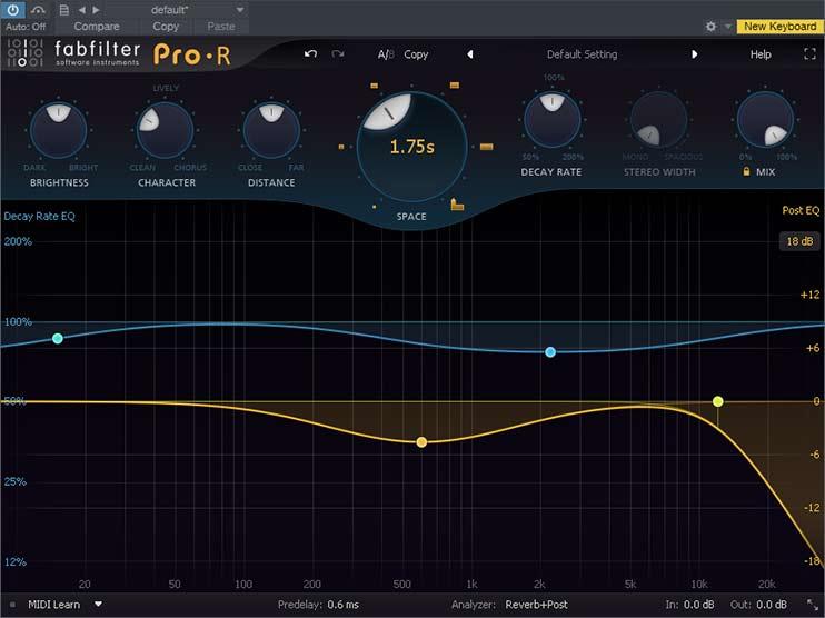 Эквализация - обработка вокала для изменения АЧХ (амплитудно-частотной характеристики)