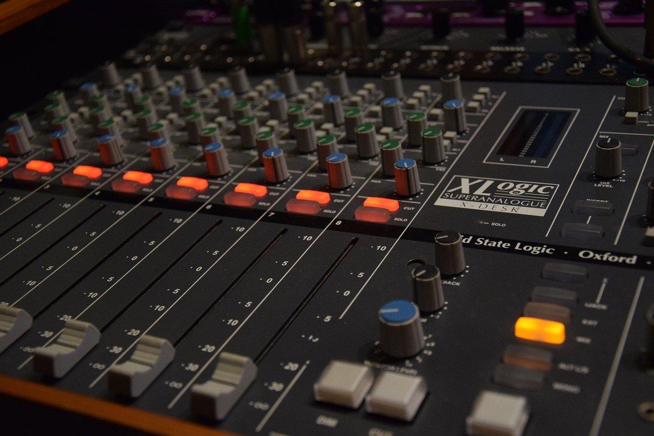 Оборудование для записи песен